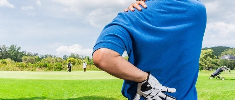 Image of Golf Rehabilitation and Performance
