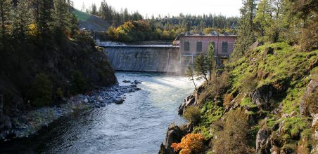 Image of Nine Mile Falls